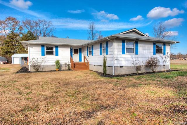 8000 Vaughan Road, North Dinwiddie, VA 23805 (MLS #1840487) :: HergGroup Richmond-Metro