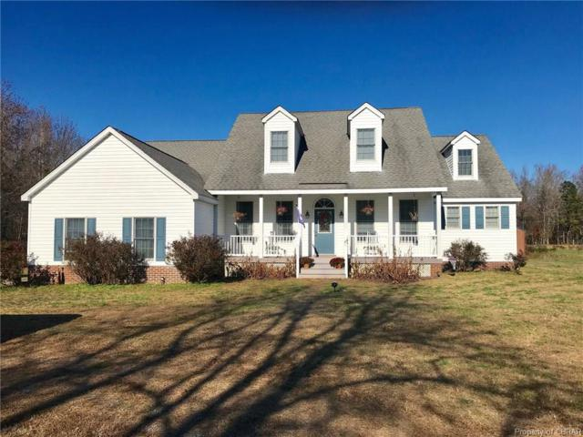 2573 Wright Road, Saluda, VA 23149 (#1840507) :: Abbitt Realty Co.