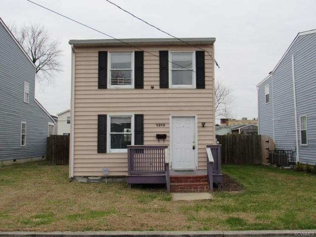 1210 N 27th Street, Richmond, VA 23223 (#1840513) :: Abbitt Realty Co.