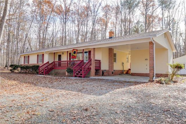 2454 Manakintown Ferry Road, Powhatan, VA 23113 (MLS #1840524) :: EXIT First Realty