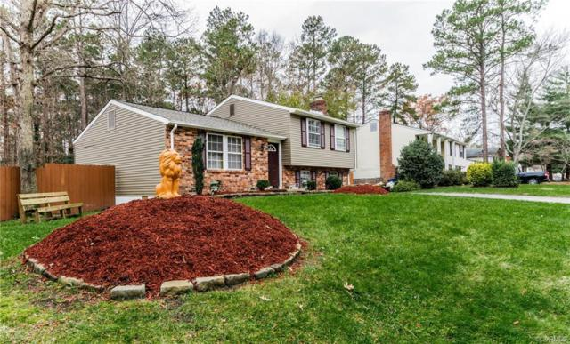 9619 Kendrick Road, North Chesterfield, VA 23236 (MLS #1840542) :: EXIT First Realty