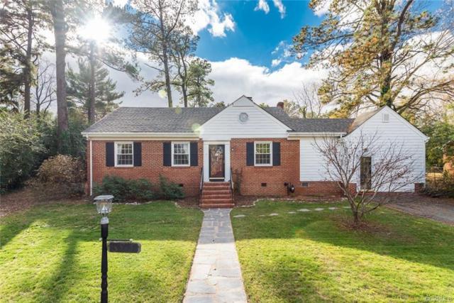 6917 Monument Avenue, Richmond, VA 23226 (#1840554) :: Abbitt Realty Co.