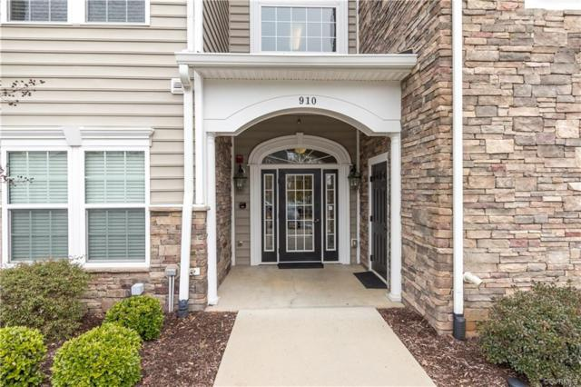 910 Westwood Village Way, Midlothian, VA 23114 (#1840582) :: Abbitt Realty Co.