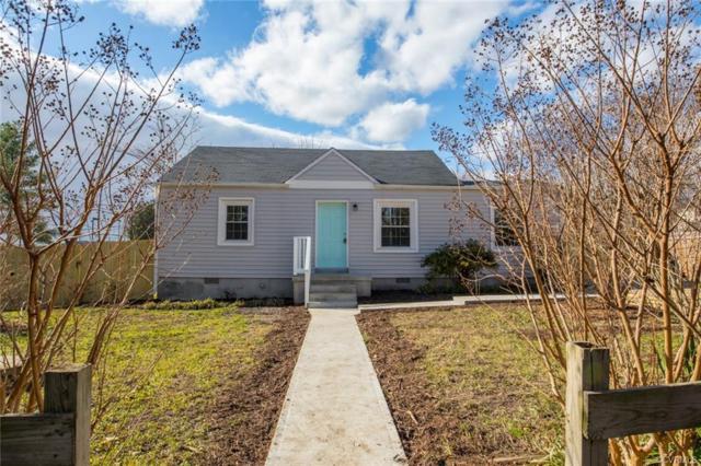 7012 Harrison Avenue, Henrico, VA 23228 (#1840596) :: Abbitt Realty Co.