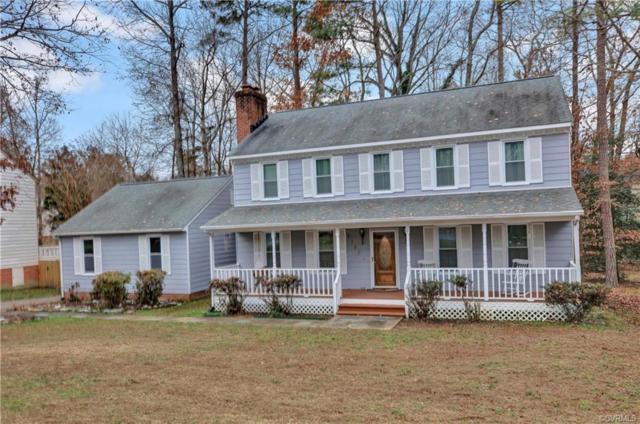 9165 Chatham Grove Lane, Chesterfield, VA 23236 (MLS #1840618) :: Chantel Ray Real Estate