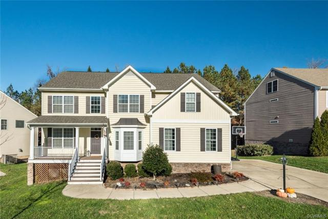 5100 Cabretta Drive, Moseley, VA 23120 (#1840643) :: Abbitt Realty Co.