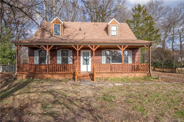 3705 Susie Drive, North Dinwiddie, VA 23803 (MLS #1840650) :: Small & Associates