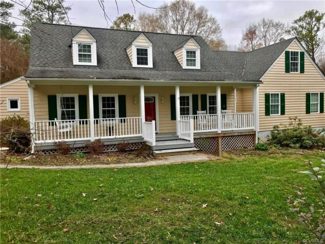 12100 Bundle Road, Chesterfield, VA 23838 (MLS #1840688) :: RE/MAX Action Real Estate