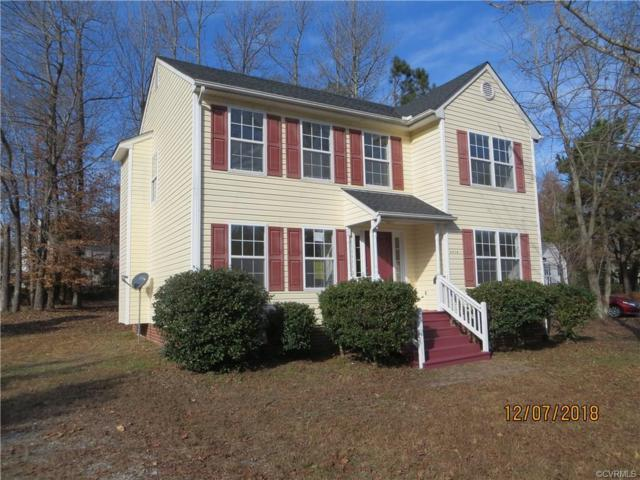 4018 Frye Terrace, South Chesterfield, VA 23834 (MLS #1840709) :: The RVA Group Realty