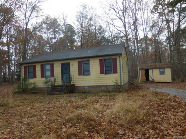 11817 River Road, Chesterfield, VA 23838 (MLS #1840720) :: The RVA Group Realty