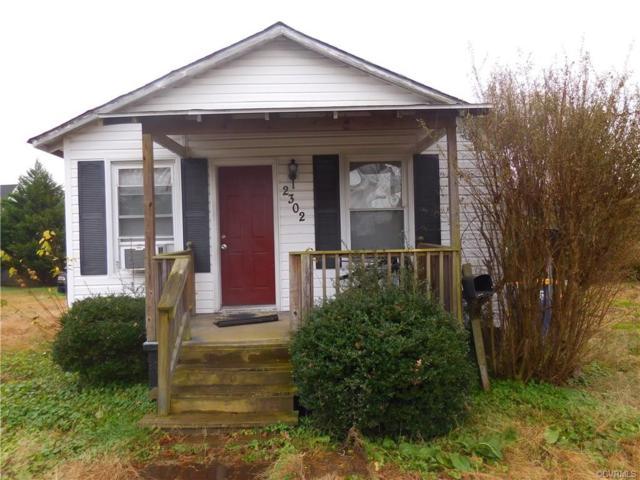 2302 Front Street, Hopewell, VA 23860 (#1840722) :: Abbitt Realty Co.