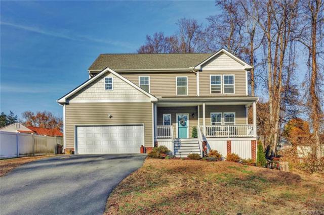 8406 Leno Place, Chesterfield, VA 23236 (#1840729) :: Abbitt Realty Co.
