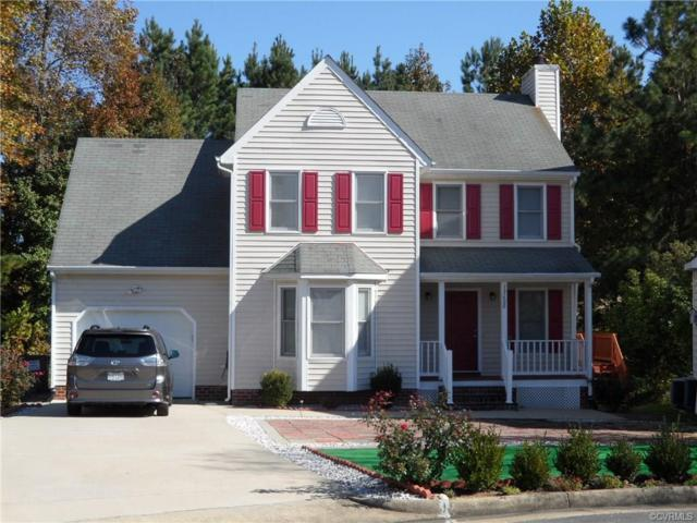 13600 Village Ridge Drive, Midlothian, VA 23114 (MLS #1840775) :: Small & Associates