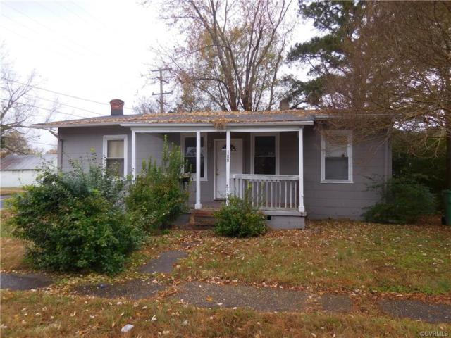 100 N 4th Avenue, Hopewell, VA 23860 (MLS #1840794) :: HergGroup Richmond-Metro
