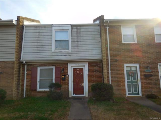 4611 Coldstream Drive, North Chesterfield, VA 23234 (MLS #1840795) :: EXIT First Realty