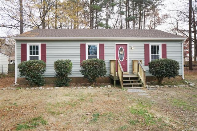 6511 W Banes Court, Chesterfield, VA 23832 (MLS #1840835) :: Small & Associates