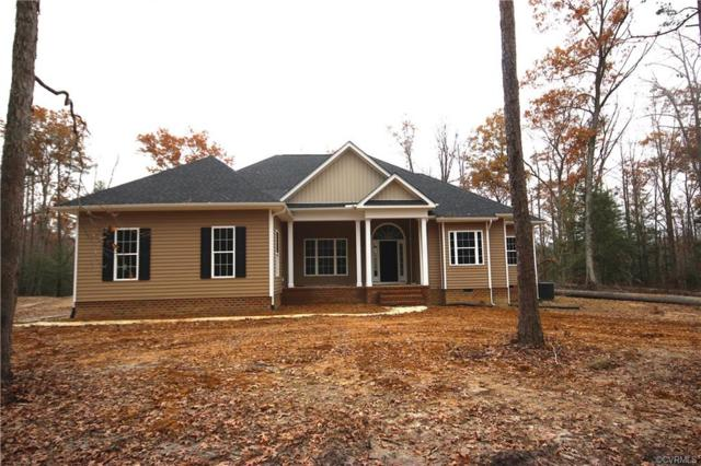 4209 Falling View Lane, Mechanicsville, VA 23111 (#1840944) :: 757 Realty & 804 Homes