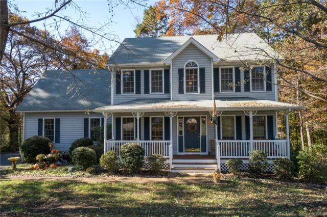 8718 Rockcrest Court, North Chesterfield, VA 23235 (#1840949) :: 757 Realty & 804 Homes