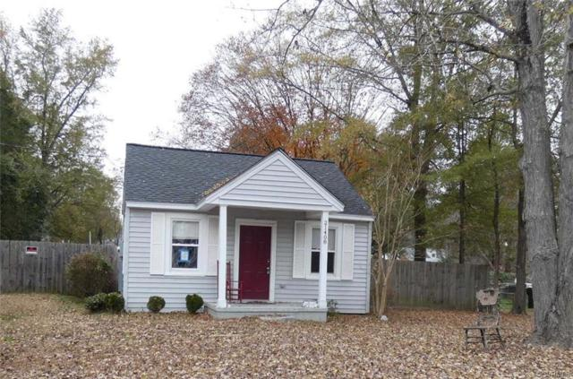 21408 Perdue Avenue, South Chesterfield, VA 23803 (MLS #1840981) :: RE/MAX Action Real Estate