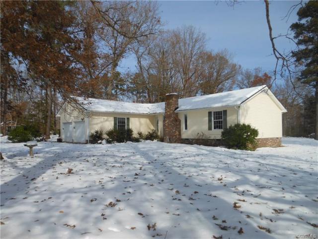 15113 Keelers Mill Road, Dinwiddie, VA 23840 (MLS #1841052) :: Chantel Ray Real Estate
