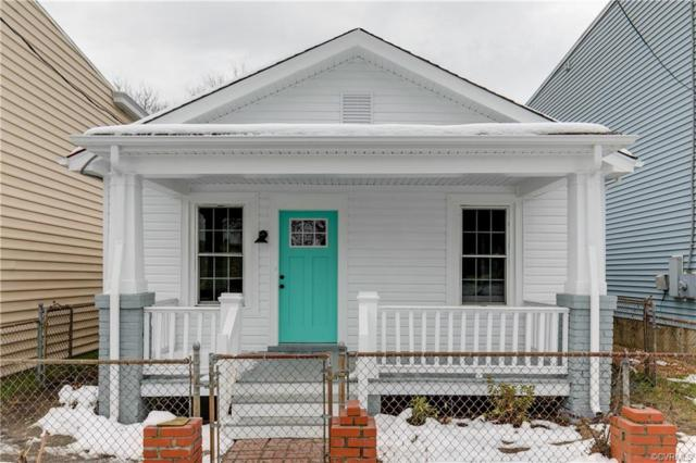 1219 N 24th Street, Richmond, VA 23223 (MLS #1841099) :: EXIT First Realty