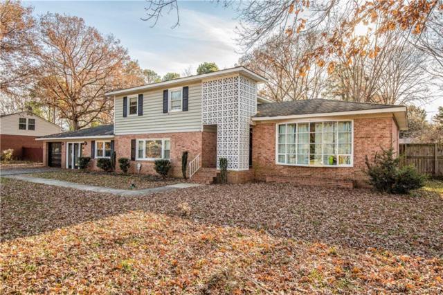1613 Littleton Boulevard, Henrico, VA 23228 (MLS #1841105) :: RE/MAX Action Real Estate