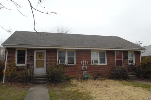 110 Oaks Avenue, Colonial Heights, VA 23834 (MLS #1841160) :: HergGroup Richmond-Metro