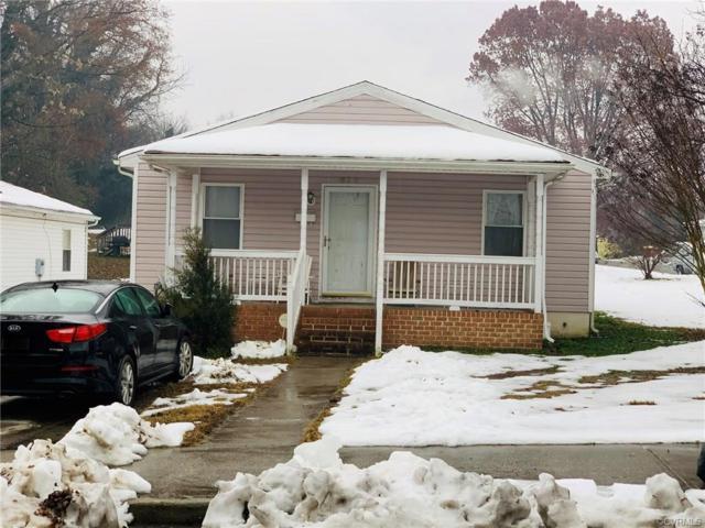 819 Diamond Street, Petersburg, VA 23803 (MLS #1841167) :: EXIT First Realty