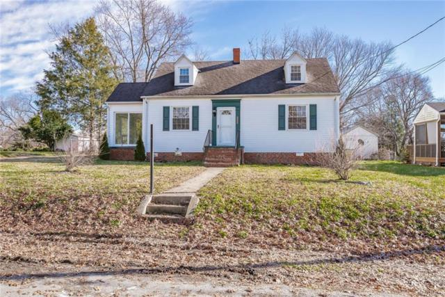 4211 Chickahominy Avenue, Henrico, VA 23222 (MLS #1841175) :: Chantel Ray Real Estate
