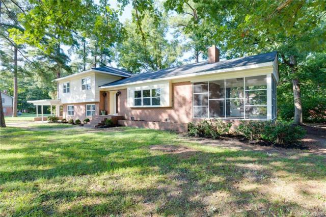 1632 Forest Glen Road, Henrico, VA 23228 (#1841196) :: 757 Realty & 804 Homes
