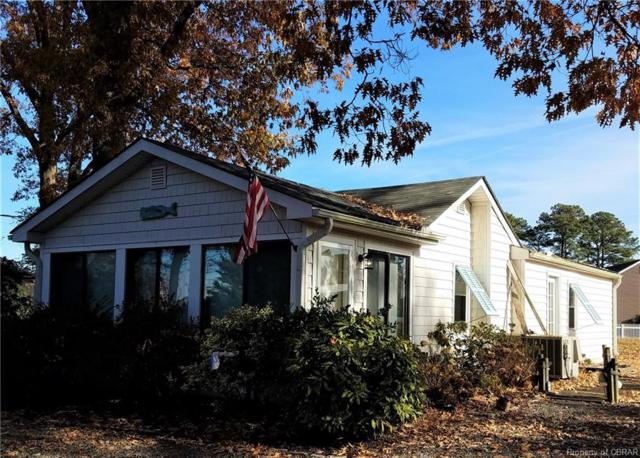 162 Hunton Avenue, Deltaville, VA 23043 (#1841230) :: Abbitt Realty Co.