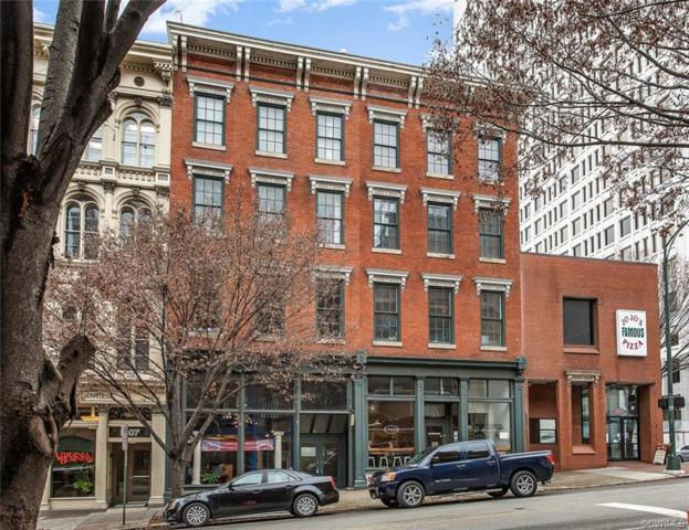 1205 E Main Street 4-E, Richmond, VA 23219 (MLS #1841798) :: Small & Associates
