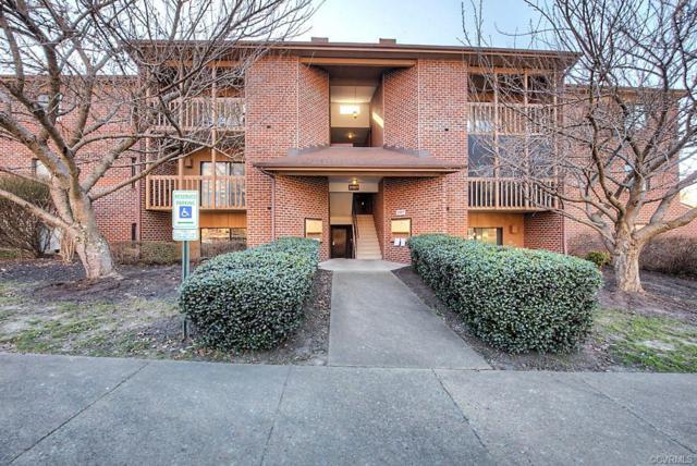 2107 Turtle Creek Drive #4, Henrico, VA 23233 (MLS #1841802) :: Small & Associates
