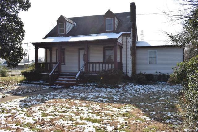 7 St Claire Lane, Henrico, VA 23223 (#1900021) :: Abbitt Realty Co.