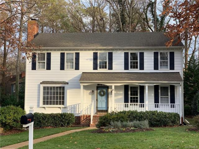 2331 Mountainbrook Drive, Henrico, VA 23233 (MLS #1900385) :: EXIT First Realty