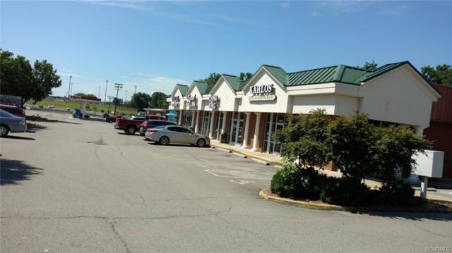 1940 Sandy Hook Road, Goochland, VA 23063 (MLS #1900520) :: Small & Associates