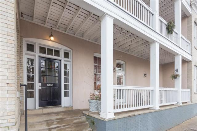 603 N Allen Avenue 3B, Richmond, VA 23220 (MLS #1900524) :: Small & Associates