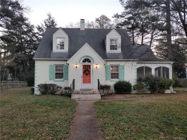 2031 Matoax Avenue, Petersburg, VA 23805 (MLS #1900525) :: Small & Associates