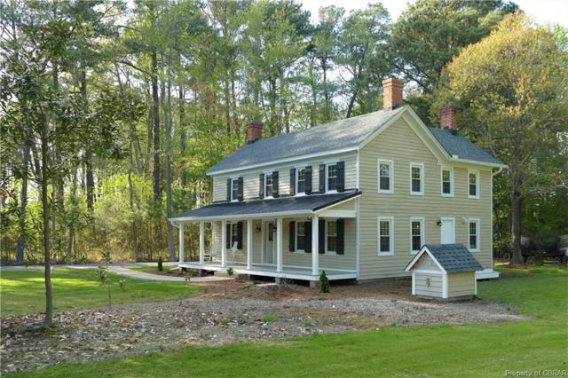 1193 Old Ferry Rd, Gwynn, VA 23066 (MLS #1900588) :: RE/MAX Action Real Estate