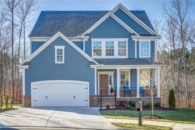 6206 Gossamer Terrace, Moseley, VA 23120 (MLS #1900818) :: EXIT First Realty