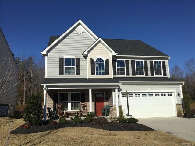5896 Pilmour Drive, New Kent, VA 23140 (MLS #1900868) :: Small & Associates