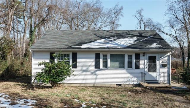 2004 Oakwood Lane, Henrico, VA 23228 (#1900937) :: Abbitt Realty Co.