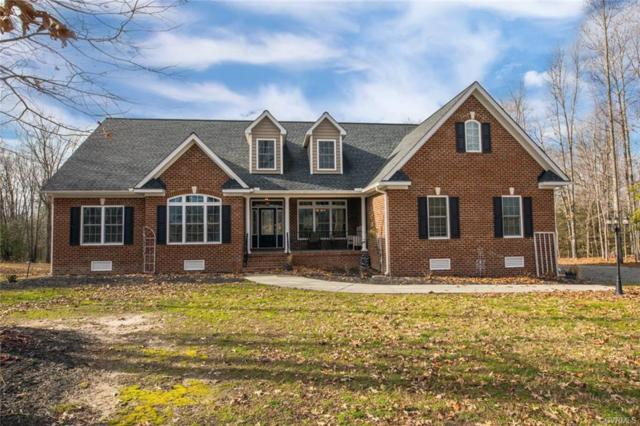 7535 Madison Estates Drive, Mechanicsville, VA 23111 (MLS #1901021) :: EXIT First Realty