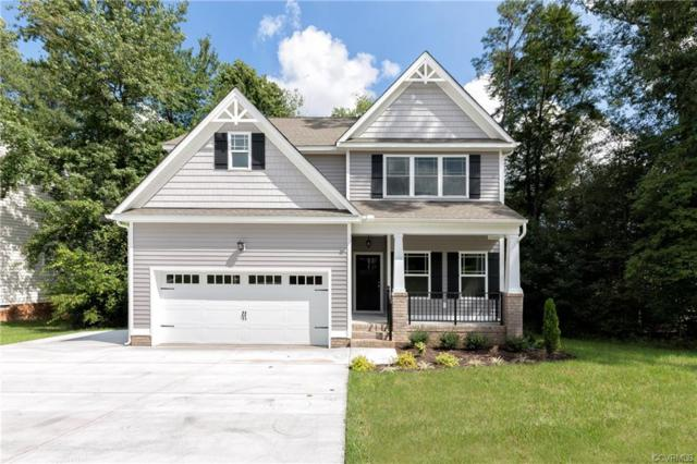 9936 Puddle Duck Lane, Mechanicsville, VA 23116 (MLS #1901033) :: EXIT First Realty