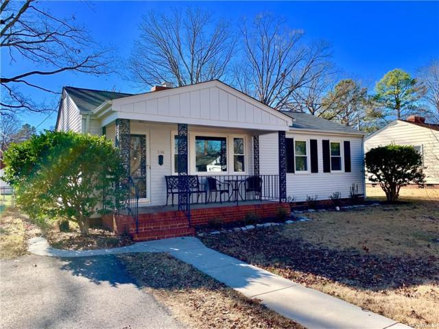 7805 Thornrose Avenue, Henrico, VA 23228 (MLS #1901037) :: EXIT First Realty