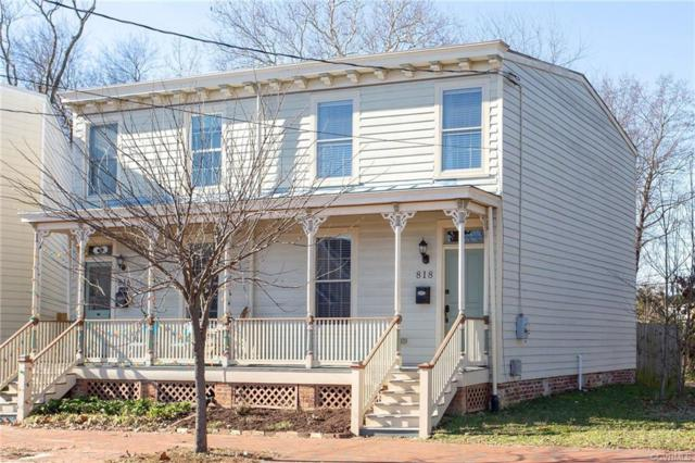 818 N 23rd Street, Richmond, VA 23223 (MLS #1901047) :: Small & Associates