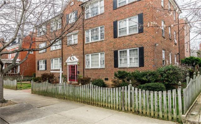 2606 Park Avenue #6, Richmond, VA 23220 (MLS #1901048) :: Small & Associates