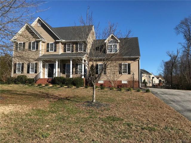 7494 Gold Coast Lane, Mechanicsville, VA 23111 (MLS #1901057) :: EXIT First Realty