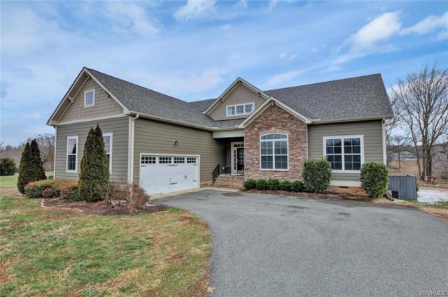 3393 Manor Oaks Drive, Powhatan, VA 23139 (#1901121) :: Abbitt Realty Co.