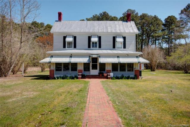 7343 New Point Comfort Highway, New Point, VA 23125 (MLS #1901169) :: Chantel Ray Real Estate